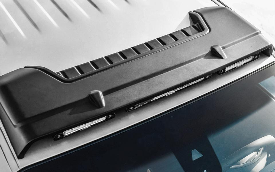 Mercedes-Benz X-Class EXY Carbon X