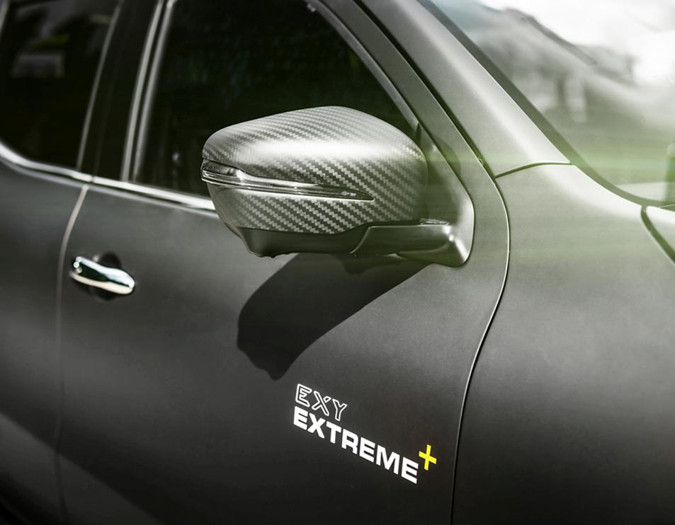 Mercedes-Benz X-Class EXY Extreme+