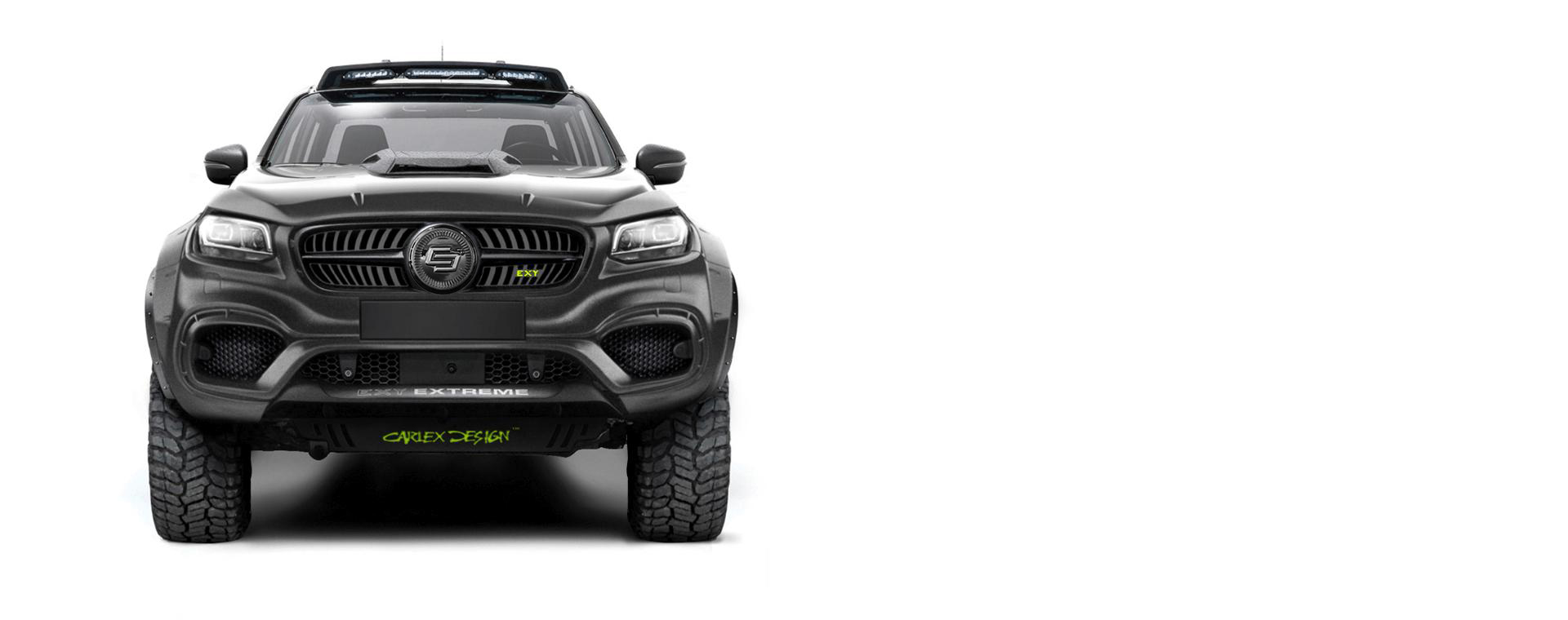 Mercedes-Benz X-Class EXY Extreme