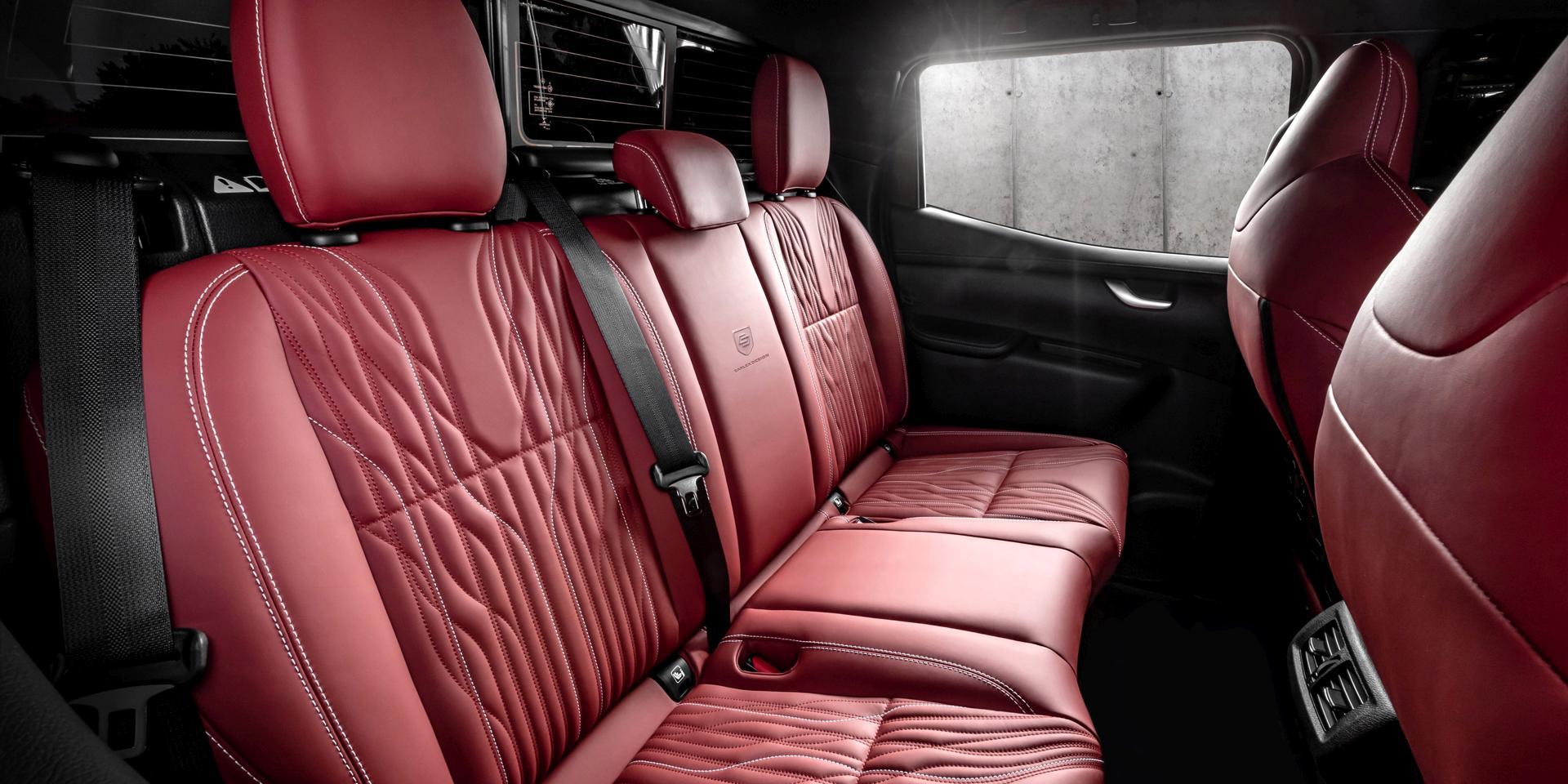 Mercedes-Benz X-Class EXY GTX